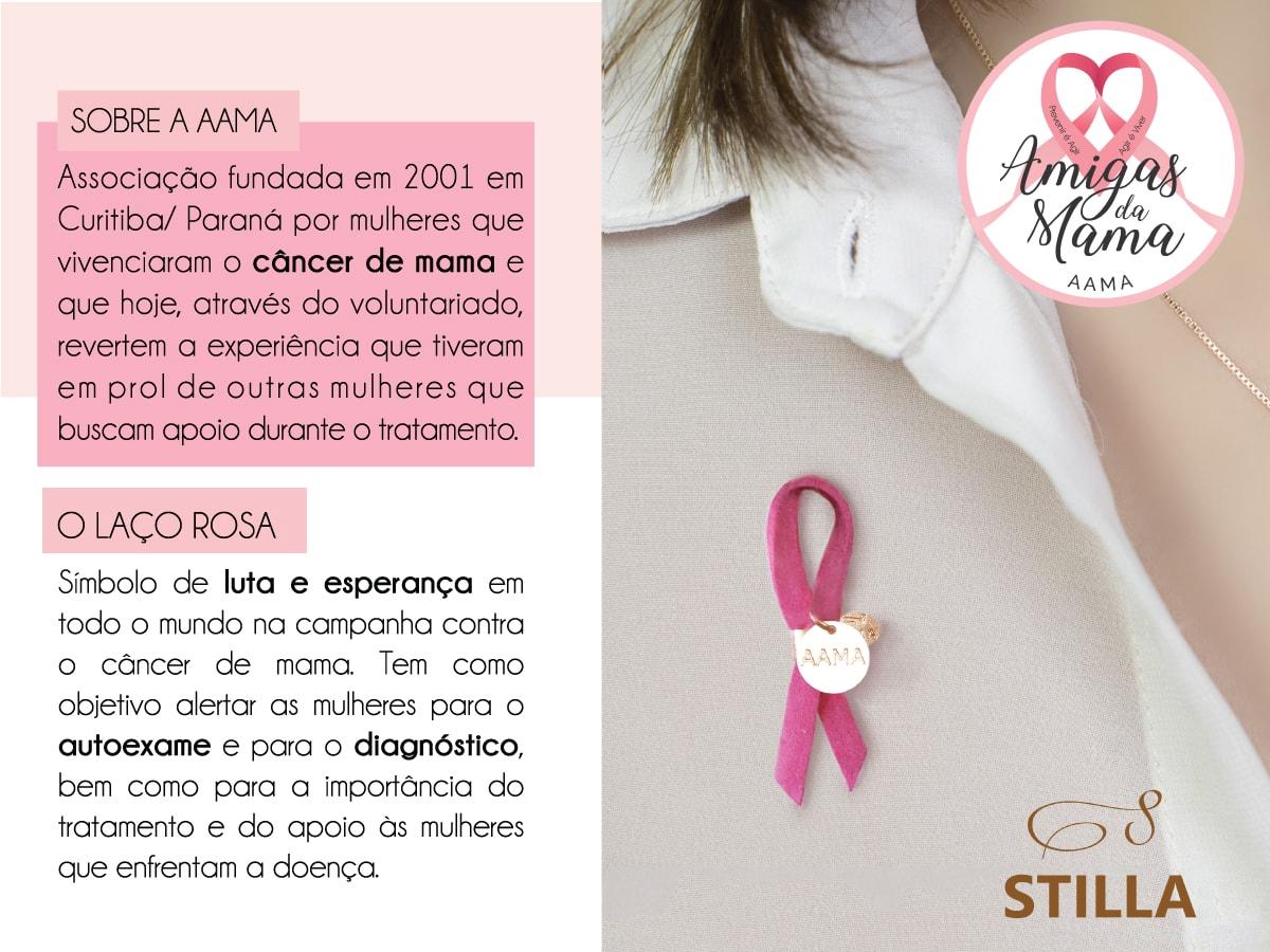 Outubro Rosa, um mês tão importante merece uma campanha especial!